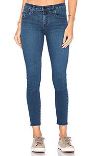 Узкие укороченные джинсы geo - Nobody Denim