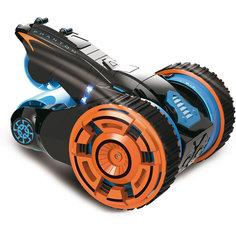 Радиоуправляемая машинка трюковая, 4 колеса, MKB Blue Sea