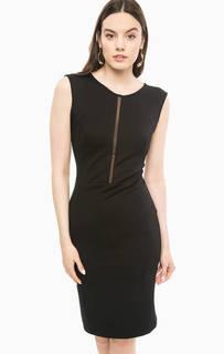 Платье-футляр с треугольным вырезом на спине Marciano Guess