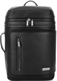 Сумка-рюкзак черного цвета Calvin Klein Jeans