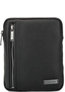 Черная маленькая сумка через плечо Calvin Klein Jeans