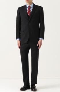 Шерстяной костюм-тройка Lanvin