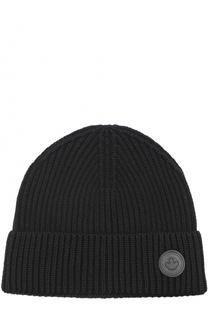 Вязаная шапка из шерсти Dsquared2