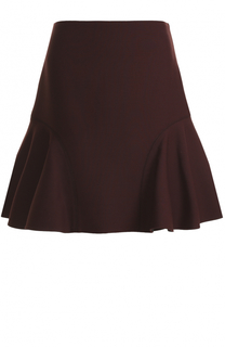 Мини-юбка с оборками Victoria by Victoria Beckham