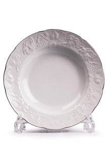 Набор тарелок 22 см, 4 шт La Rose des Sables