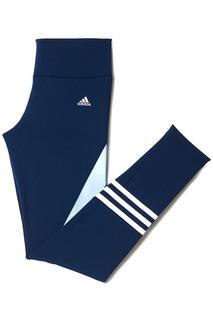 Леггинсы с принтом спорт. adidas