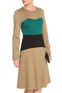 Платье миди NATALIA PICARIELLO