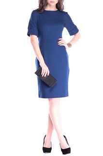 Приталенное платье офисного стиля MAURINI