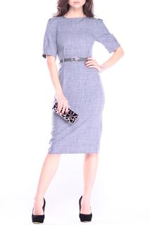 Полуприлегающее элегантное платье Laura Bettini