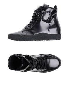 Высокие кеды и кроссовки CafÈnoir