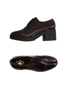 Обувь на шнурках LA Priscilla