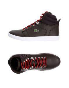 Высокие кеды и кроссовки Lacoste Sport