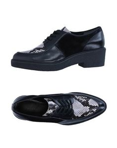 Обувь на шнурках What FOR