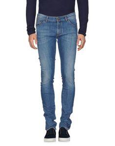 Джинсовые брюки Gaetano Navarra