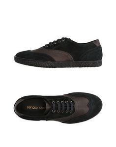Низкие кеды и кроссовки Sergio Rossi