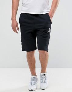 Черные шорты Nike Jordan Flight Lite 809454-010 - Черный