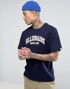 Темно-синяя футболка Billionaire Boys Club - Темно-синий