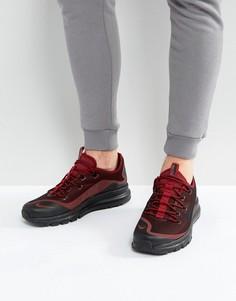 Красные кроссовки Nike Air Max More 898013-600 - Красный