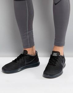 Черные кроссовки Nike Free Run 2 880839-003 - Черный