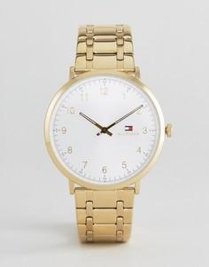 Золотистые часы-браслет Tommy Hilfiger 1791337 - Золотой