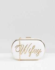 Клатч ALDO Wifey - Белый