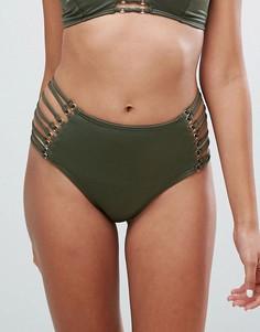 Плавки-бикини New Look - Зеленый