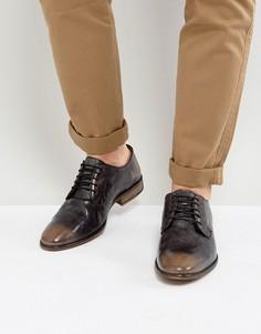 Туфли на шнуровке Steve Madden Abbot - Черный