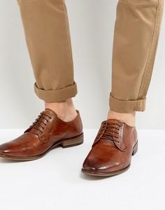 Туфли на шнуровке Steve Madden Abbot - Рыжий