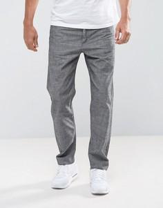 Эластичные брюки Diesel Loozy - Серый