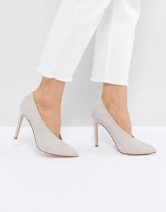 Туфли на высоком каблуке ASOS PRIORITY - Серый