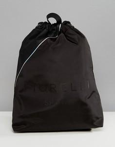 Черный спортивный рюкзак на шнурке Fiorelli - Черный