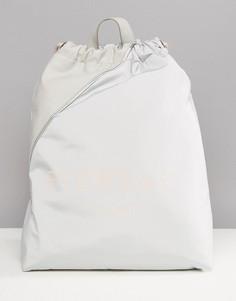 Серый спортивный рюкзак на шнурке Fiorelli Sport Elite - Серый