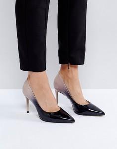 Лакированные туфли-лодочки с эффектом омбре Carvela Alison - Черный