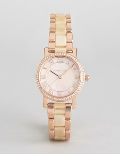Часы цвета розового золота Michael Kors - Золотой