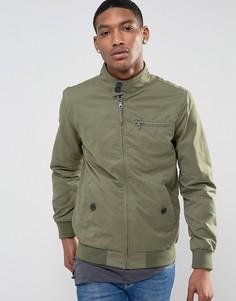 Куртка харрингтон Jack & Jones - Зеленый