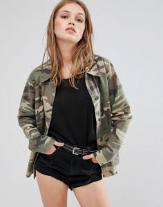 Куртка с принтом Levis - Зеленый Levis®