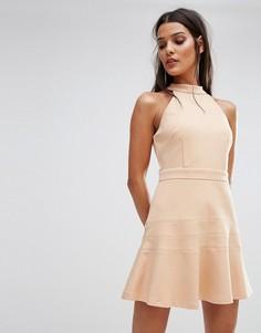Платье Finders Balance - Рыжий