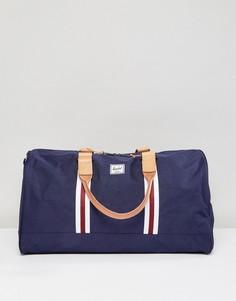 Темно-синяя сумка Herschel Supply Co. Novel 42.5L - Темно-синий