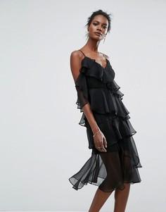 Платье Keepsake Clover - Черный