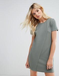 Платье-футболка Daisy Street - Зеленый