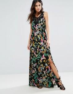 Платье макси Louche Latonia - Черный