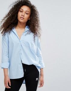 Рубашка Moss Copenhagen - Синий