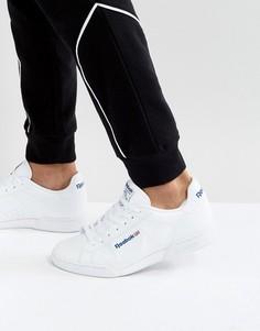 Белые кроссовки Reebok NPC II 1354 - Белый