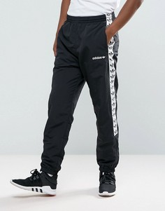 Черные спортивные джоггеры с кантом adidas Originals Adicolor TNT AJ8830 - Черный