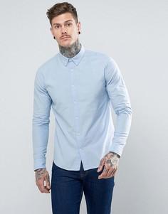 Оксфордская рубашка Dead Vintage - Синий