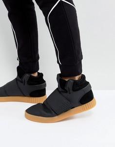 Черные кроссовки adidas Originals Tubular Invader BY3630 - Черный