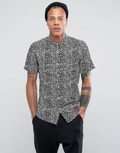 Рубашка с отложным воротником Systvm Rita - Черный