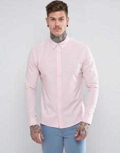 Оксфордская рубашка Dead Vintage - Розовый