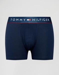 Темно-синие боксеры-брифы Tommy Hilfiger - Темно-синий