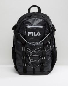 Черный рюкзак Fila Vintage Grazia - Черный